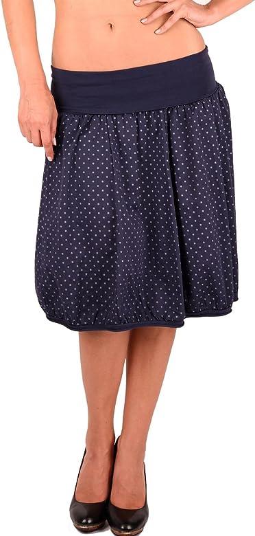 Falda Arunta para mujer, de algodón, para el verano, falda globo ...