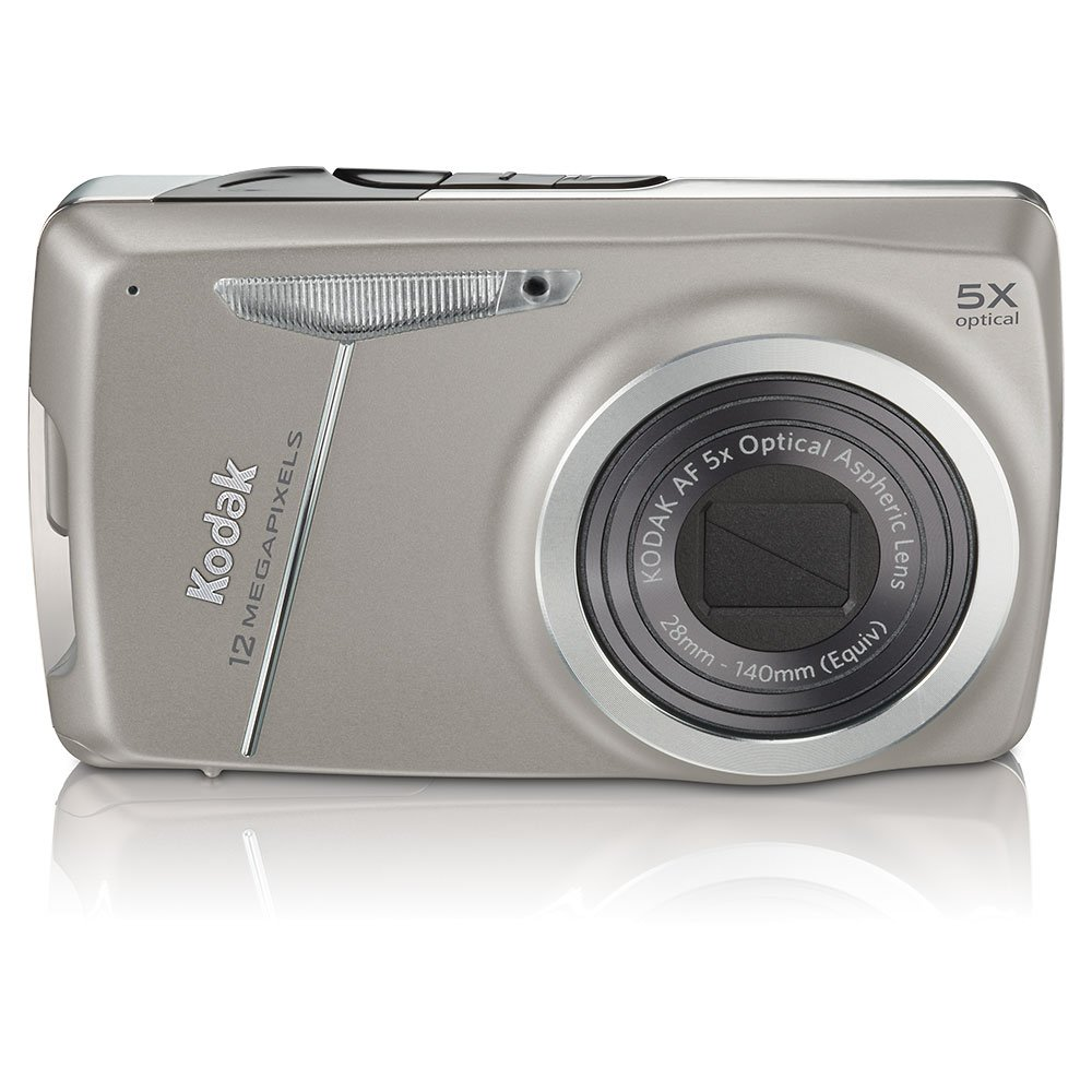 Amazon.com : Kodak Easyshare M550 12 MP Digital Camera with 5x Wide Angle  Optical Zoom and 2.7-Inch LCD (Dark Grey) : Point And Shoot Digital Cameras  ...
