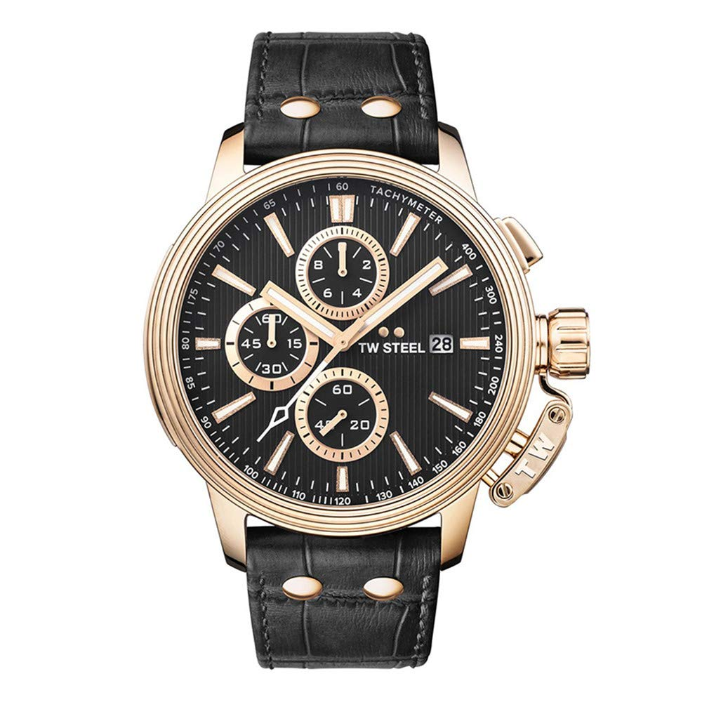 TW Steel CEO Quartz Male Watch CE7012 (Certified Pre-Owned)