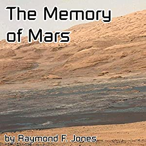 The Memory of Mars Audiobook