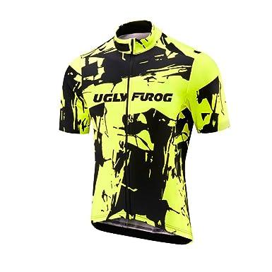 Uglyfrog Cycling Jersey 2018 Men Summer Bike Shirt Sports Cycle Short  Sleeves Tops Bicycle Shirts Triathon 1235d970b