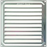 Brinox B70220A Rejilla de ventilación, Aluminio, 15 x