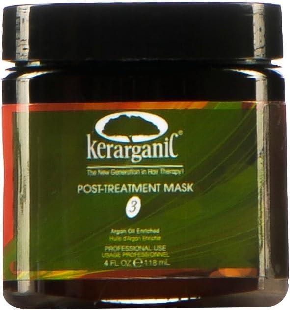 Kerarganic - Paso 3 - mascarilla post tratamiento Keratina - 118ml