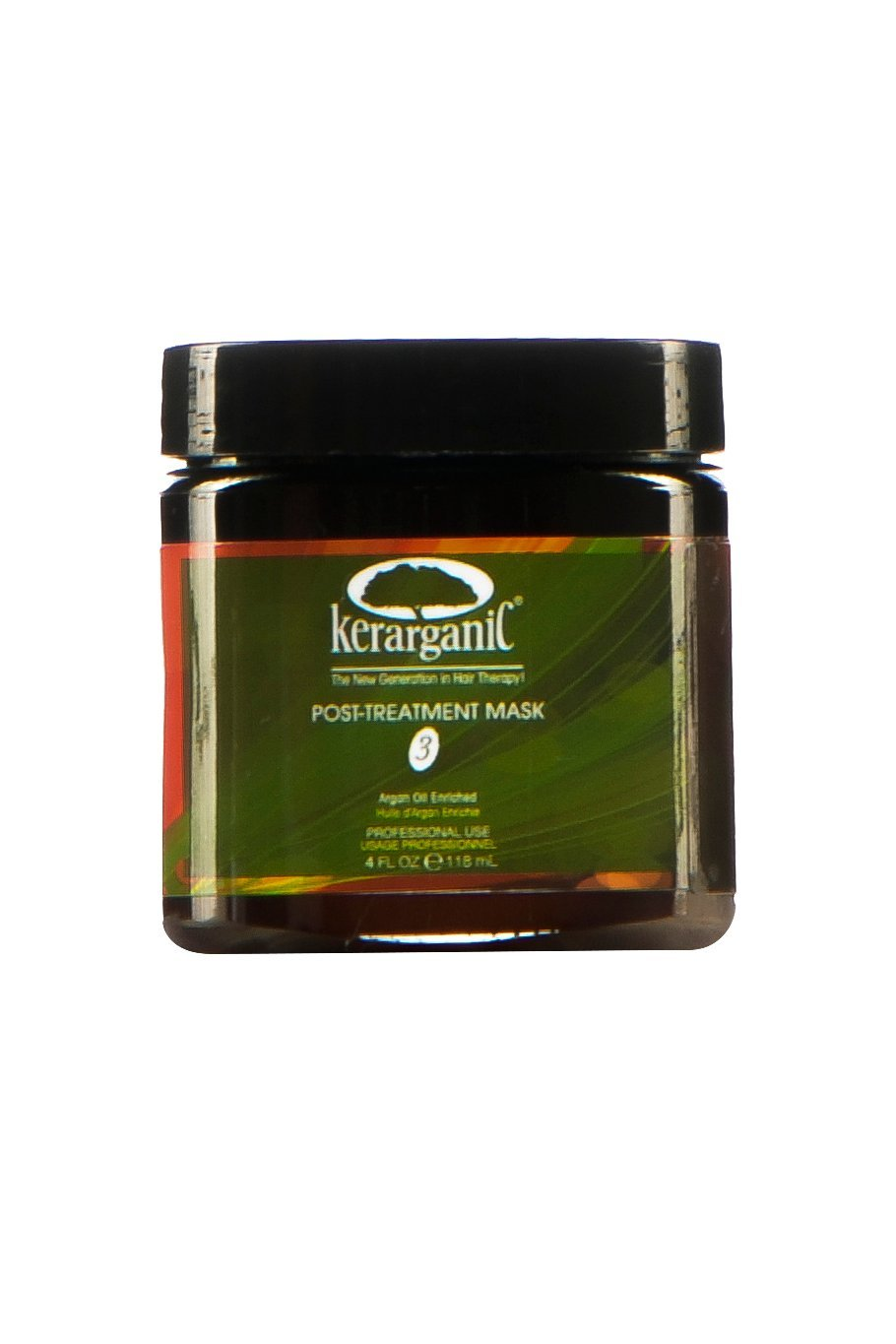 ORGANIC KERATIN TREATMENT - POST-TREATMENT MASK - 4oz by KERARGANIC