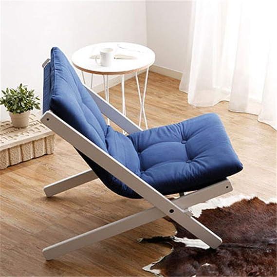 Goodvk Sillón reclinable de Ocio Mini Sofá Pequeño Sofá ...