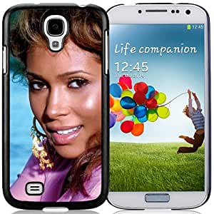 Beautiful Designed Cover Case With Tamia Girl Smile Makeup Waves For Samsung Galaxy S4 I9500 i337 M919 i545 r970 l720 Phone Case