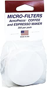 AeroPress Coffee and Espresso Maker AeroPress Filters 350-ct. 85276000817