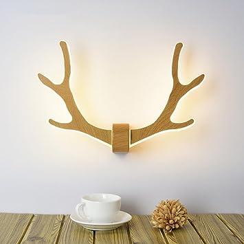 Attraktiv Nordischen Stil LED Wandleuchten Für Wohnzimmer Dekor Wandleuchte Applique  Leuchte Moderne Wandleuchten [LED 22W Warmes