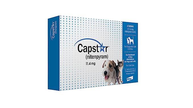 Amazon.com: Elanco Animal Health Capstar - Tratamiento para ...