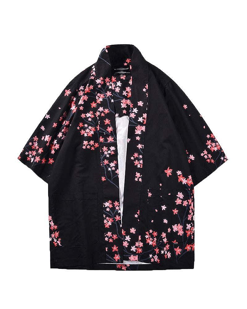 Kimono Shaoyao Uomo Vestaglia