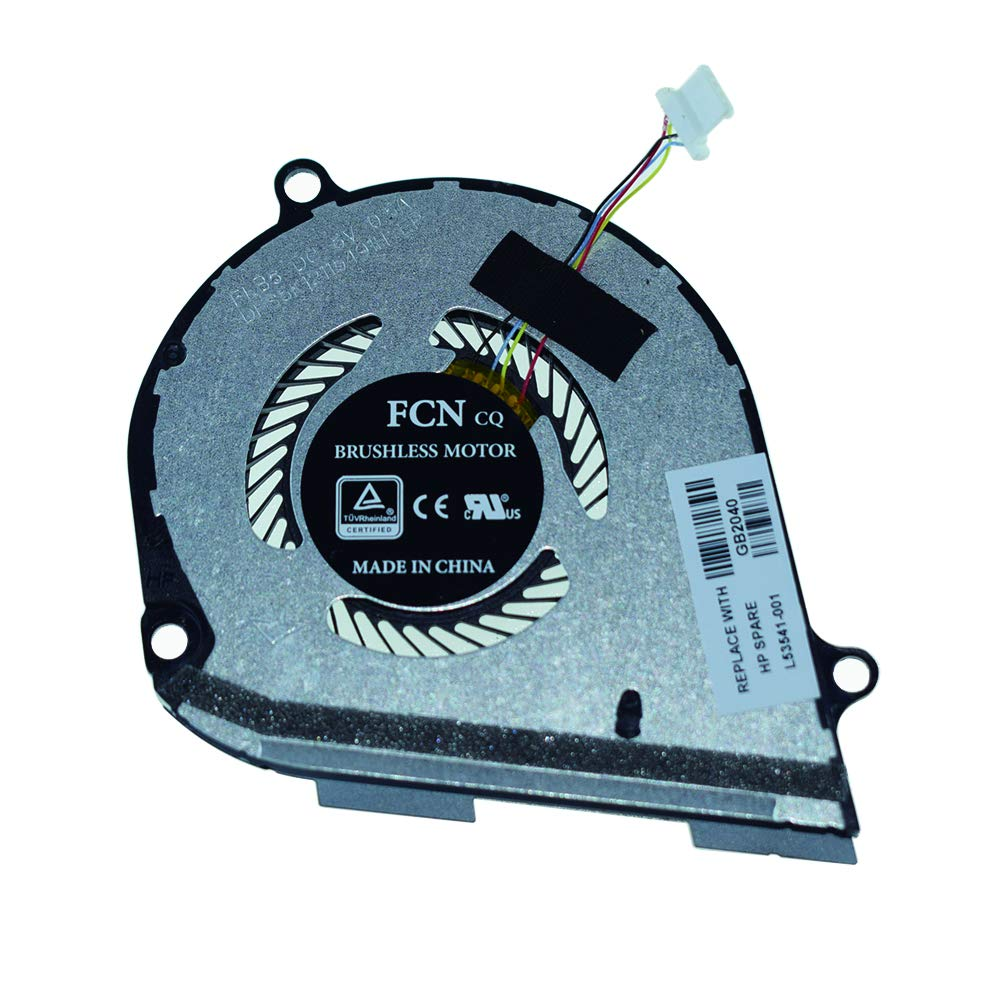 Ventilador GPU Right HP Envy X360 15-DS 15-DR 15M-DS TPN-W142 TP