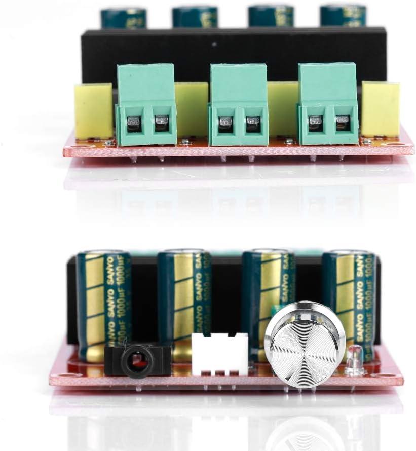 TPA3116 High Power 2 DC 12V 100W Digital Power Amplifier Board 24V Dual Channel Audio Stereo AMP