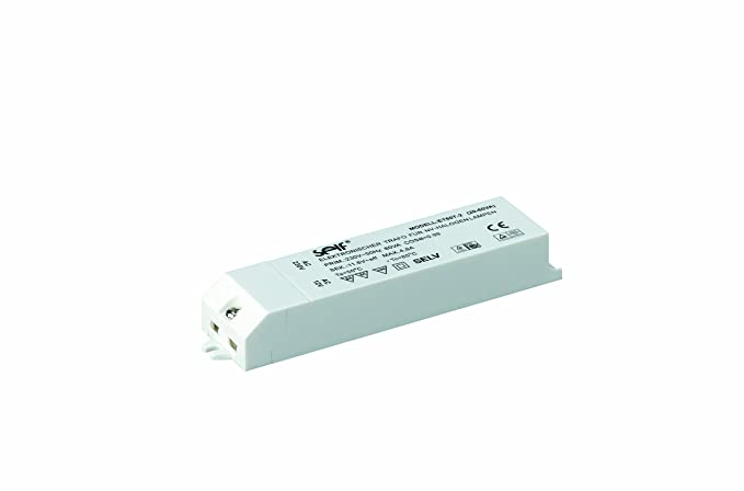 Massive 137120065 - Transformador (12 V), color blanco: Amazon.es ...