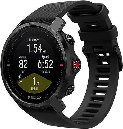 TALLA M/L. Polar GRIT X - Outdoor multisport watch con GPS con Brújula, Altímetro y Durabilidad de Nivel Militar para Practicar trail running, mountain bike, ciclismo - Batería de Larga Duración