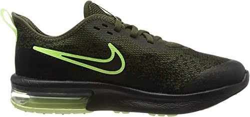 Nike Air Max Sequent 4, Sneakers Basses garçon: