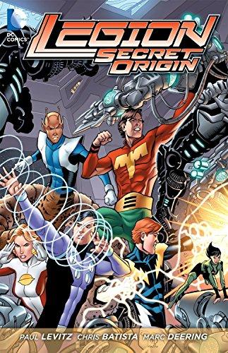 Dc Legion Of Super Heroes - Legion: Secret Origin (Legion of Super-Heroes (DC Comics Paperback))