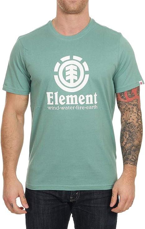 Element Vertical SS Camiseta Hombre