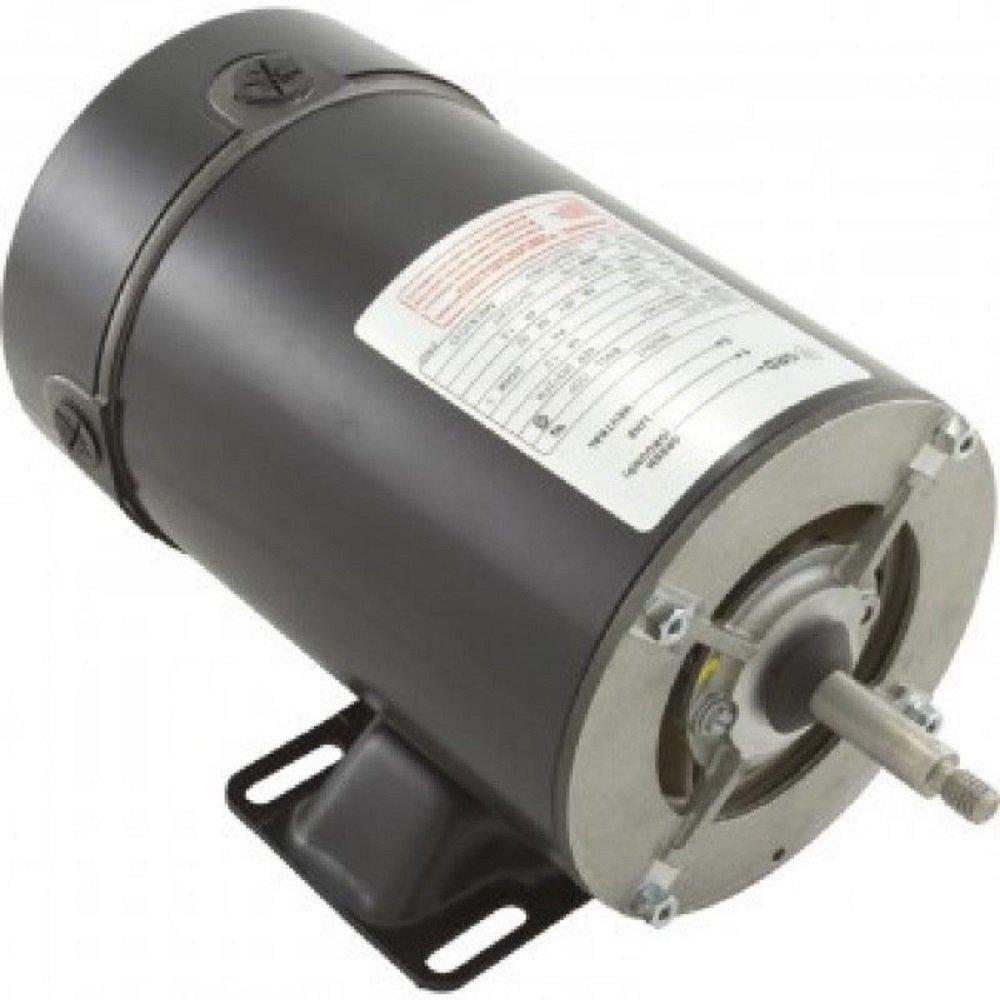 Regal Beloit America Inc Bn24v1 Thru Bolt 75hp 115v Wiring Diagrams Ss Electric Fan Motors Garden Outdoor