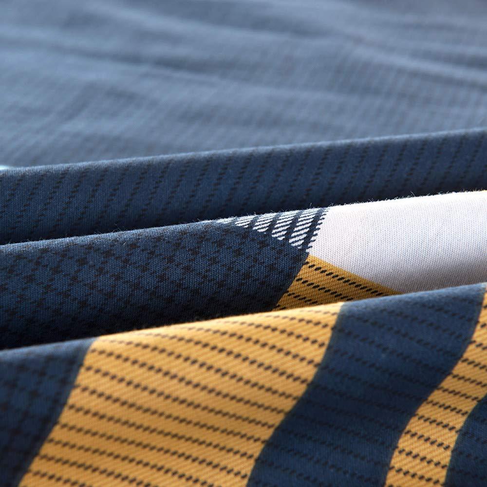 VNEIRW Aqua-Textil - Funda de Almohada (48 x 120 cm, Retro ...