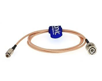 Eonvic RG179 SmallRig - Cable macho de vídeo HD SDI BNC para Blackmagic: Amazon.es: Electrónica