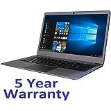 Gemini Razor Super Thin & Light Laptop, Intel Dual Core, 3GB Ram, 32GB SSD, Full HD, Windows 10 64 + MS Office Apps, 5 Year Warranty, 7-9 Hour Battery