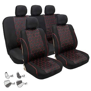 Amazon.es: Fundas para asientos de coche ajuste universal ...