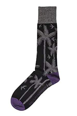 Per Pedes Easy Living Menu0027s Socks (Black)