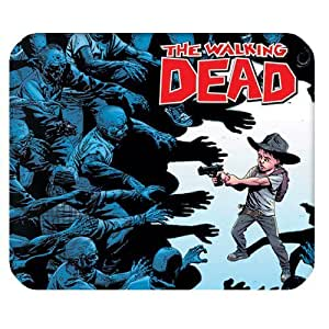 Customized Mousepad Mouse Pads The Walking Dead Cartoon Style Mouse Pad