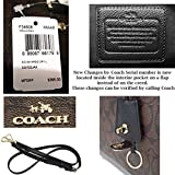New-Authentic-COACH-New-York-Signature-Small-Margot-in-BrownBlack