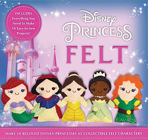 Disney Princess Felt (Felt Kits)