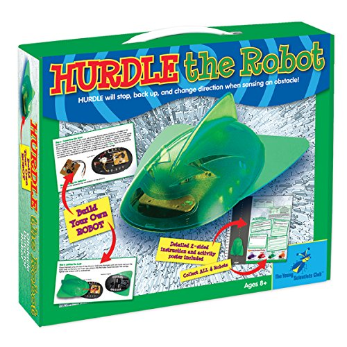 Hurdle the Robot