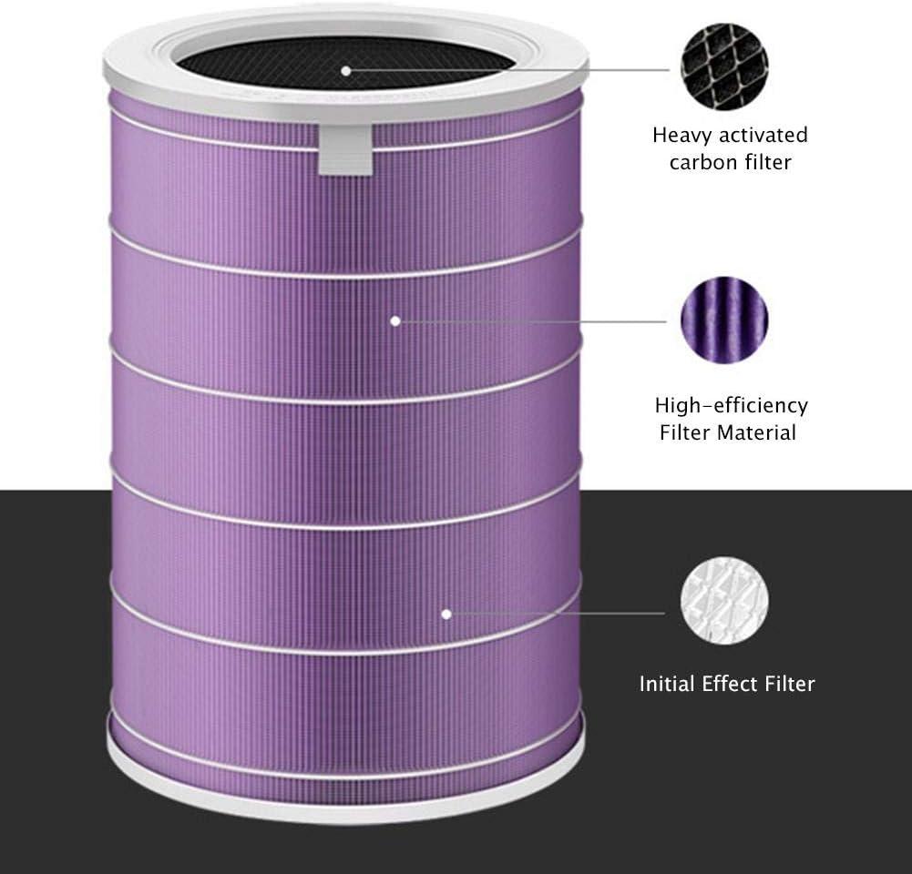 Filtro purificatore dAria a Filtro a Carbone Attivo Durevole ad Alta efficienza vogueyouth Gruppo Filtro di Ricambio per Xiaomi
