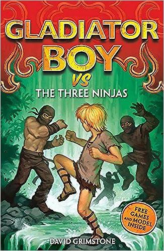 9: vs the Three Ninjas (Gladiator Boy): Amazon.es: David ...