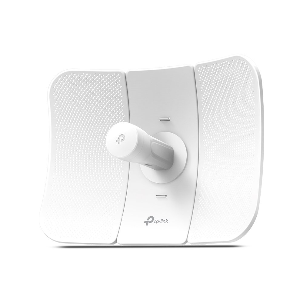 TP-Link 5GHz 300Mbps High Power Outdoor CPE/Access Point, 5GHz 300Mbps, 802.11n/a, Dual-Polarized 23dBi Directional Antenna, Passive POE (CPE610)