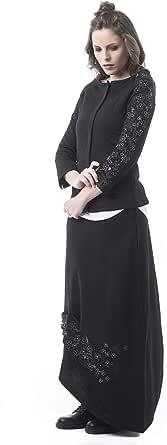 Mamatayoe Nougat Cárdigan para Mujer