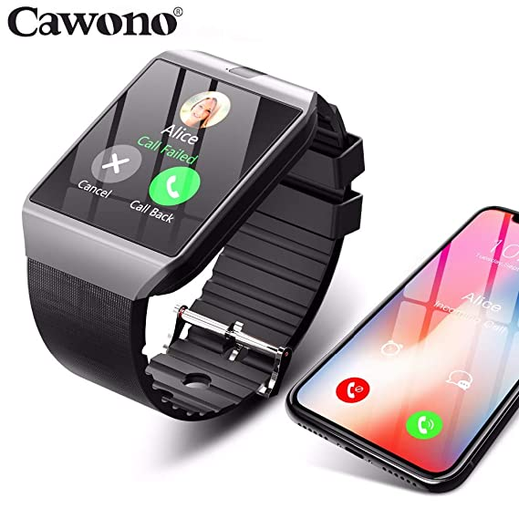 a6e063309 Bluetooth Smart Watch Smartwatch DZ09 Android Phone Call Relogio 2G GSM SIM  TF Card Camera iPhone