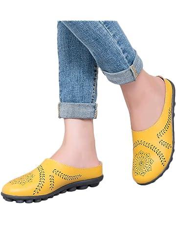 ba56be27bfa6 Sunskyi Women s Closed Toe Sandals