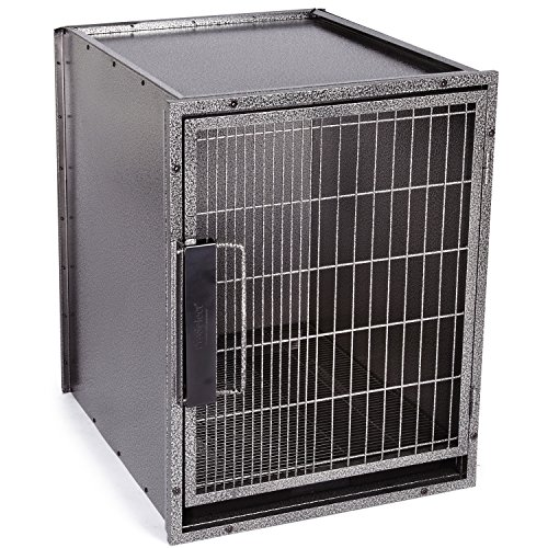 ProSelect Medium Modular Kennel Cage, Graphite
