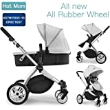 Amazon Com Cynebaby Infant Toddler Baby Stroller Carriage