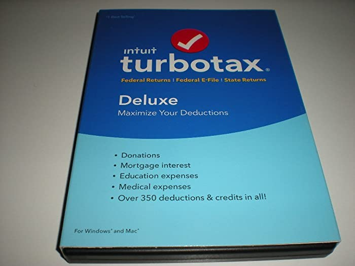 Top 10 Turbo Tax 2016 Home And Business Mac