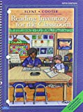 img - for Reading Inventory for the Classroom & Tutorial Audiotape Package (5th Edition) book / textbook / text book