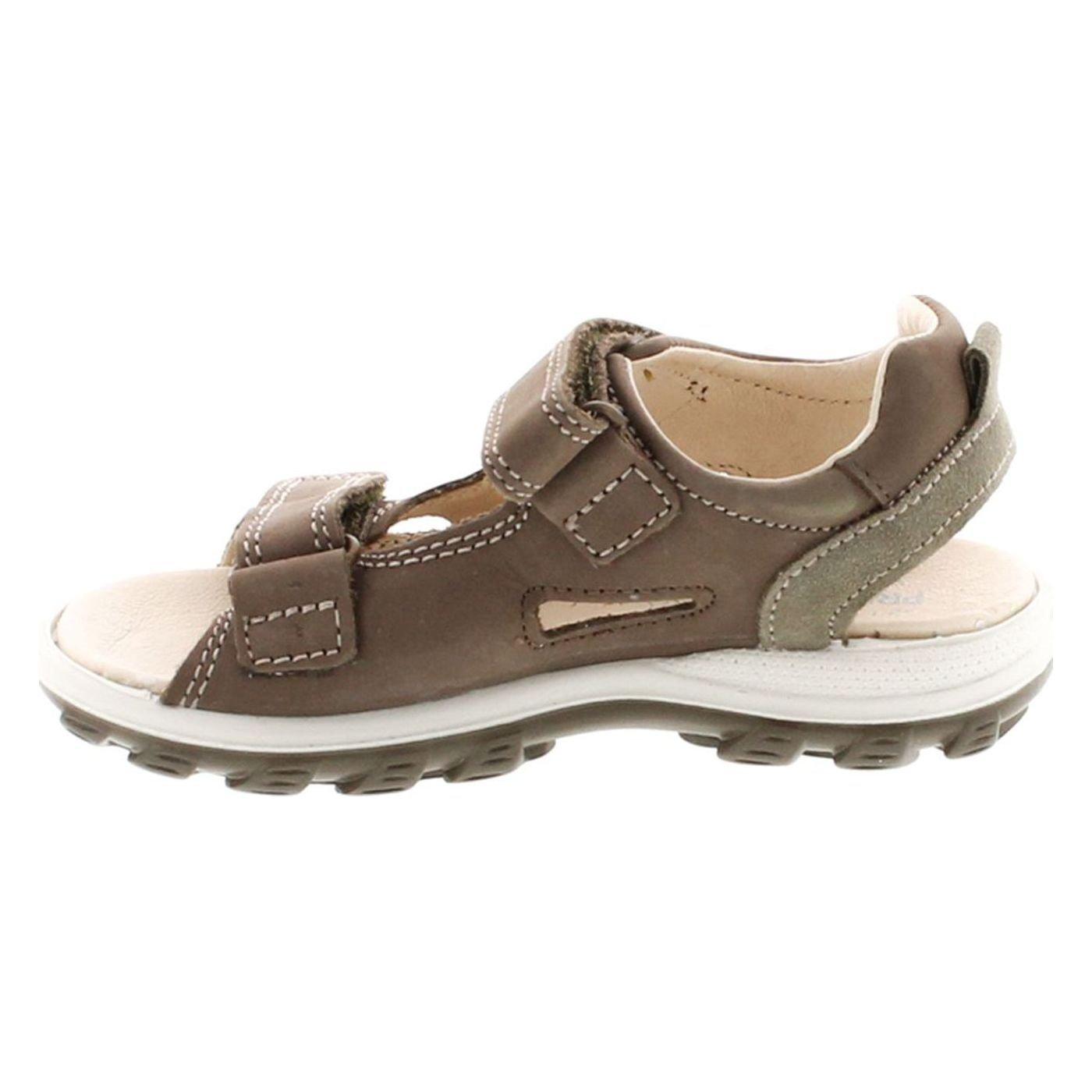 Primigi Boys 13944 Leather European Double Adjustable Fashion Sandals