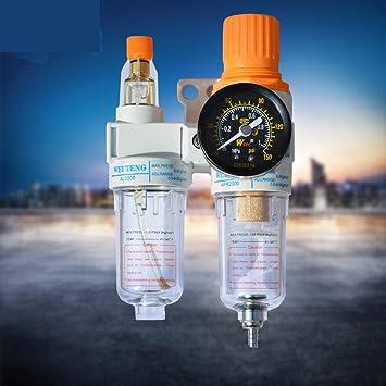 Separador de agua de aceite para cambio de neumáticos, AFR2000 AL2000 filtro de presión de