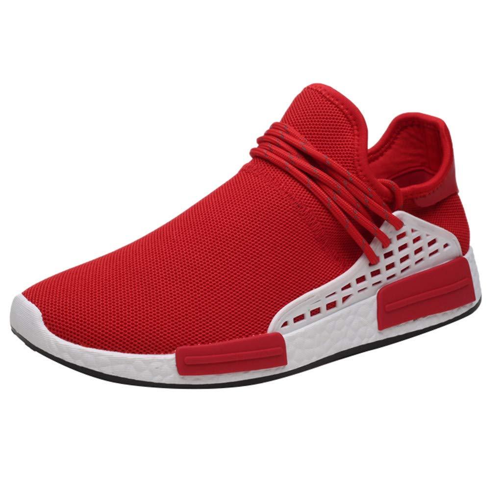 8196e5edb1c MCYs Chaussure De Course à Pied - Homme Chaussure de Sécurité Basket  Respirante Chaussures de Travail résistante