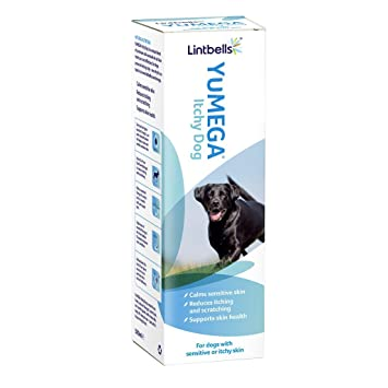 Lintbells Yumega Itchy Dog Supplement For Dogs With Itchy Or
