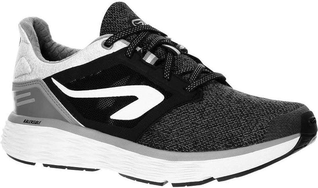 Kalenji - Zapatillas de Running de poliéster para Mujer, Color Negro, Talla 42 EU: Amazon.es: Zapatos y complementos