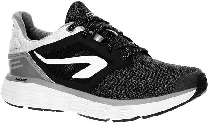 Kalenji - Zapatillas de Running de poliéster para Mujer, Color Negro ...