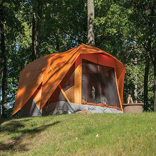 Gazelle 26800 T4 Plus Pop-Up Portable Camping Hub Overlanding Tent, Easy Instant Set Up in 90 Seconds, 4 to 8 Person