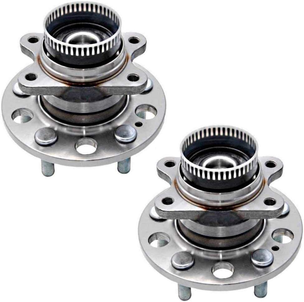 />Wheel Hub Assembly Replacement 2 For Hyundai Azera Sonata Tucson FWD/<REAR PAIR