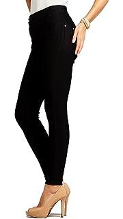 5fc303a33c94d Premium Jeggings - Denim Leggings - Full and Capri Length - Regular and  Plus Sizes